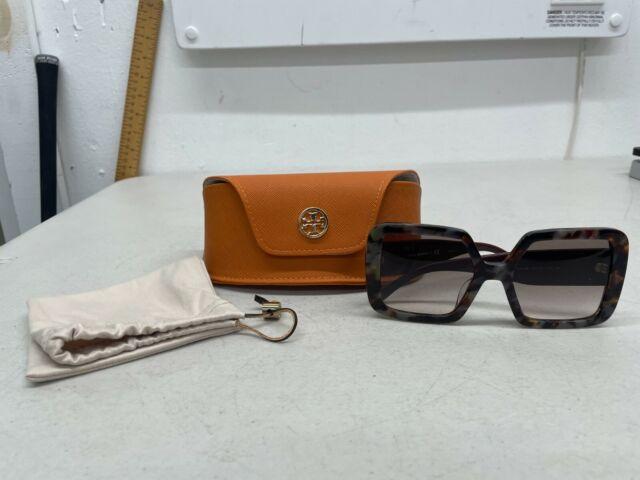 Tory Burch Women's Sunglasses TY 7154U 1827/3B in Porcini Tortoise