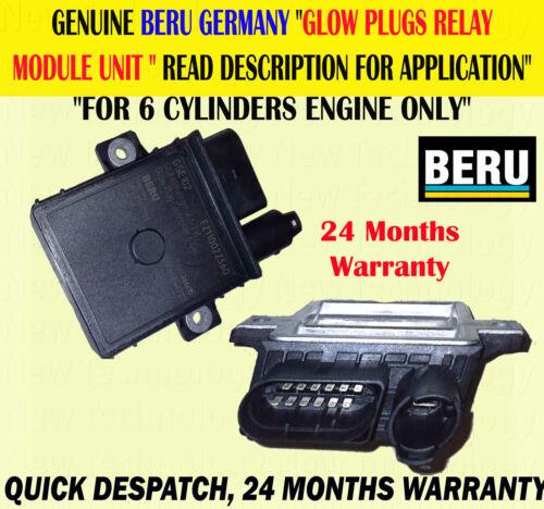Per BMW serie 5 525 530 535 2.5 3.0 E60 E61 Candeletta Unità Controllo Relay Modulo