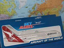 1/200 SKYMARKS QANTAS SPIRIT OF AUSTRALIA AIRBUS A380-800 W/GEAR AIRCRAFT MODEL