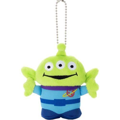 Takara Tomy A.R.T.S Disney Story Mascot Alien Muñeco de Peluche de Juguete con cadena de la bola