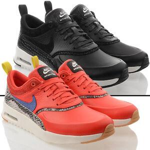 Nuevo-Zapatos-WMNS-NIKE-AIR-MAX-THEA-LX-Mujer-Exclusivo-ZAPATILLAS-DEPORTIVAS