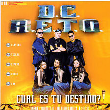 DC RETO, CUAL ES TU DESTINO, HONDURAS RAP CRISTIANO, COMO VICO C, MR FUNKY