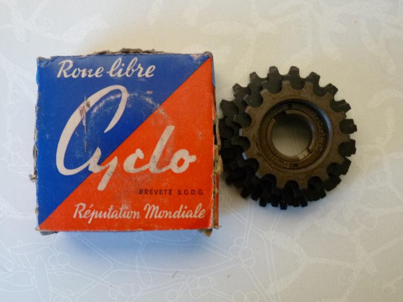 Cyclo rueda libre 6 velocidades  14-21 Vintage Racing Touring Bicicleta Nuevo Viejo Stock  barato