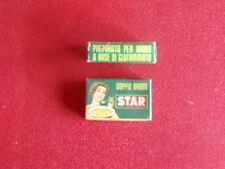 Confezione originale anni 60 DADO STAR doppio Brodo [MD1]