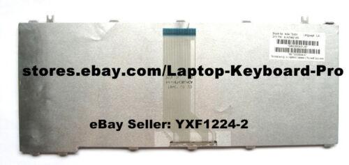 US G83C000A51US NSK-T6V01 9J.N7482.V01 Keyboard for Toshiba Portege M800 M805