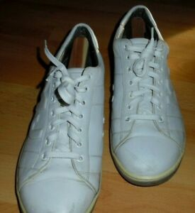 MARC-JACOBS-MENS-SNEAKERS-Size-9-42-Col-White-Very-Good-Cond-Italy
