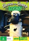 The Shaun The Sheep - Loony Tic (DVD, 2015)