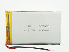 3.7V 4000mAh Lithium Polymer LiPo Rechargeable Battery (USA STOCK)
