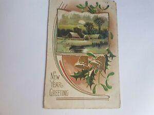 Greeting-Postcard-Vintage-Happy-New-Year-14