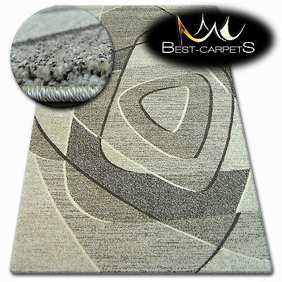 Thick Quality 20mm Modern Design Densely Soft Rugs SHADOW 8594 Large Small Size