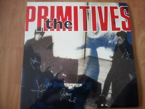 PRIMITIVES-ALBUM-SLEEVE-SIGNED-BY-BAND-NO-LP-RCA