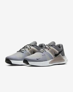 Nike Renew Fusion Running Shoes Gray Black CD0200-001 Men's NEW
