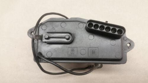 82 84 85 86 88 89 CADILLAC AC HEAT POWER MODULE BLOWER MOTOR RESISTOR G119