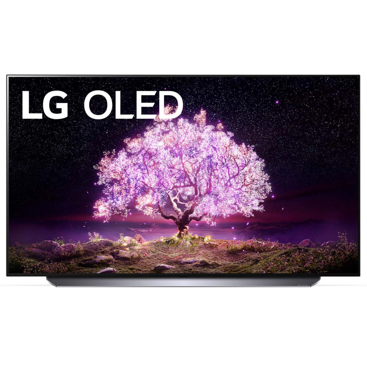 LG OLED77C1PUB 77 Inch 4K Smart OLED TV with AI ThinQ (2021 Model). Available Now for 3796.99