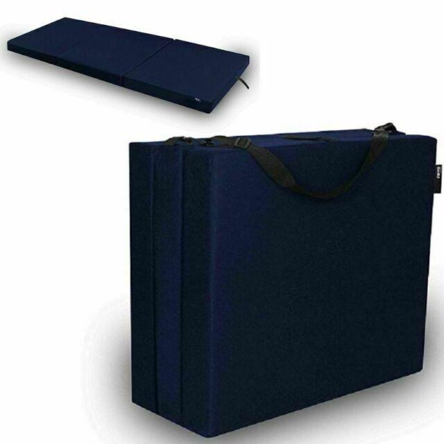 Tri Fold Mattress Floor Foam Mat Twin