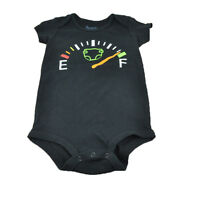 Baby Dashboard Diaper Meter Almost Full Funny Body Suit Authentic Spencers