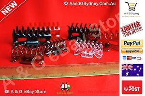 3Pcs-Fashion-High-quality-Plastic-Butterfly-Hair-Clip-Black-Hair-Claw-Salon-Sec