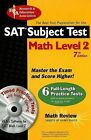 SAT Subject Test: Math Level 2 by Research & Education Association (Mixed media product, 2006)