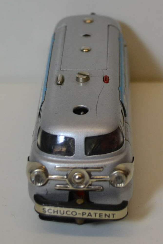 Schuco Schuco Schuco Brevet BUS BV ARAL Varianto électrique 3117 Fabriqué en W.Allemagne 27 4612bc
