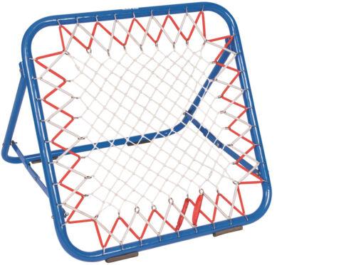 Tchoukball Mini Rahmen Rebounder Torwart Trainer 76x76 cm ideal für Kofferraum