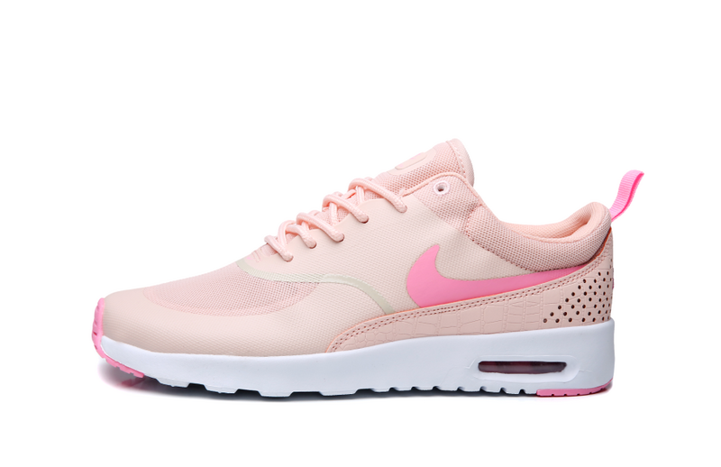 Nike Women's Air Max Thea shoes NEW AUTHENTIC Pink Bright Bright Bright Melon 599409-610 d54b85