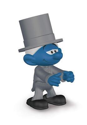 The Smurfs figurine smurf Groom 5,5 cm advice smurf 012167
