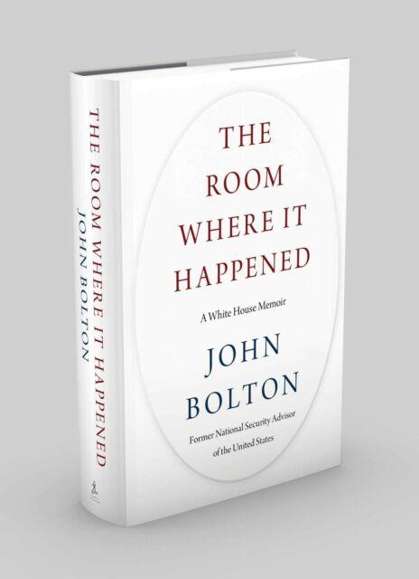 FREESHIP - HOT -The Room Where It Happened: A White House Memoir - Hardcover