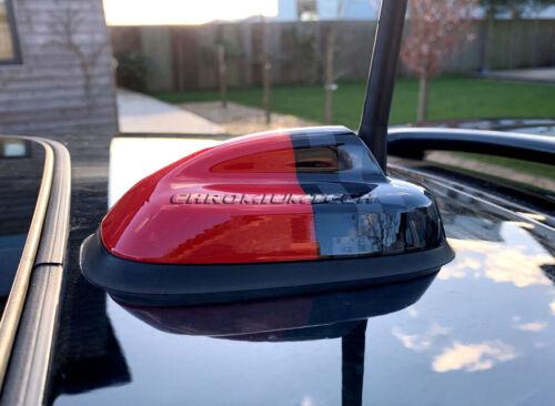 MK3 MINI Cooper//S//SD//JCW F55 F56 F57 JCW Style Antenna Aerial Cover
