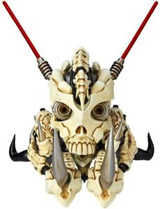 Kaiyodo-Assemble-Borg-NEXUS-skull-Spartans-Height-approx-100mm-ABS-PVC-painted