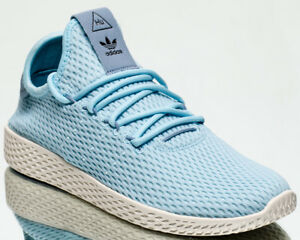 detailed look 67492 bd729 Details about adidas Originals Pharrell Williams Tennis Human Race blue  Last size 6,5US CP9764