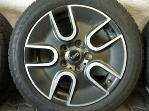 ALUFELGEN-ORIGINAL-MINI-COUNTRYMAN-R60-PACEMAN-R61-TUNNEL-SPOKE-R125-205-55-R17