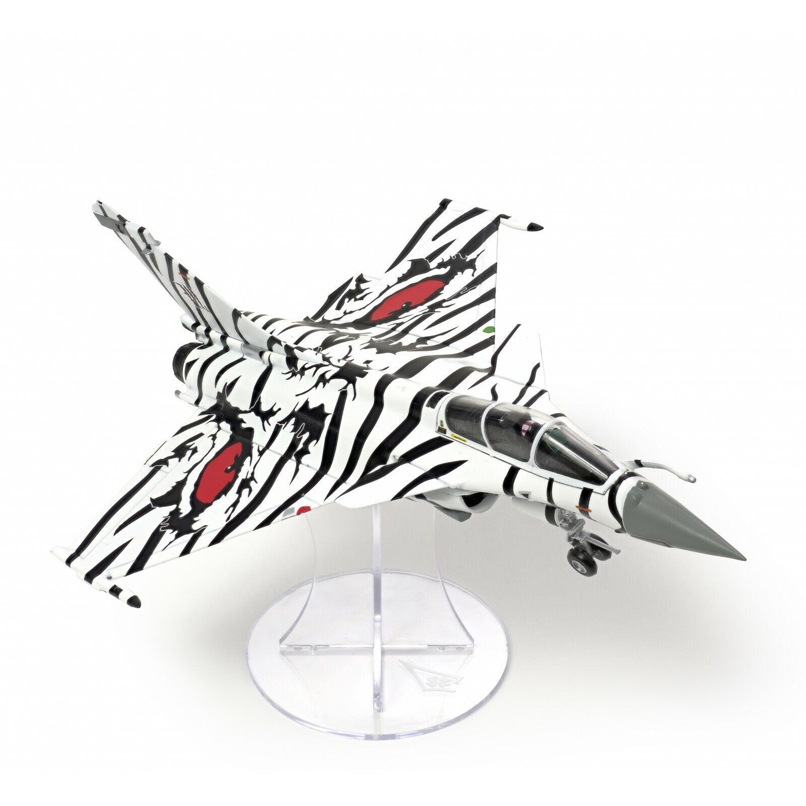Avion Dassault Rafale M NATO Tiger Meet 2017 1 72 Neuf en boite miniature