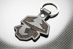 fiat abarth leather keyring keychain schl sselring porte cl s 500 595 tursimo ebay. Black Bedroom Furniture Sets. Home Design Ideas