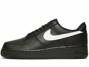 nike air force 1 schwarz leather