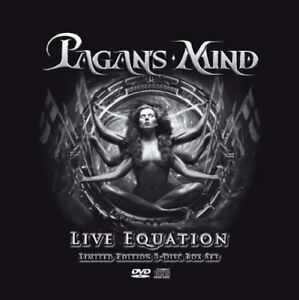 PAGAN-039-S-MIND-Live-Equation-CD-amp-2DVD-Box-2009-incl-signed-photo-amp-guitar-pick