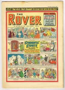 The Rover Comic No.1818 April 30 1960 MBox1008 Students' Stunts 9145332699995