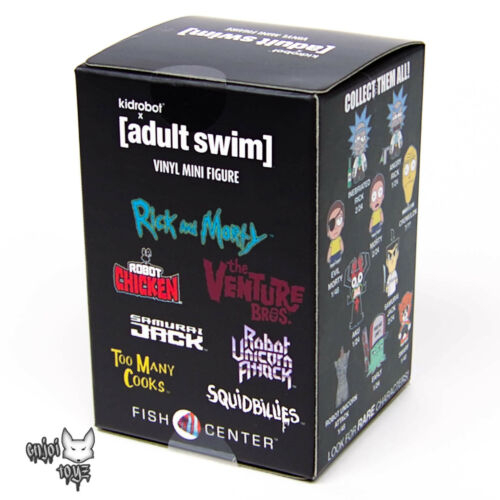 Kidrobot Adult Swim Mini Series Open Blind Box Figure Mammoth