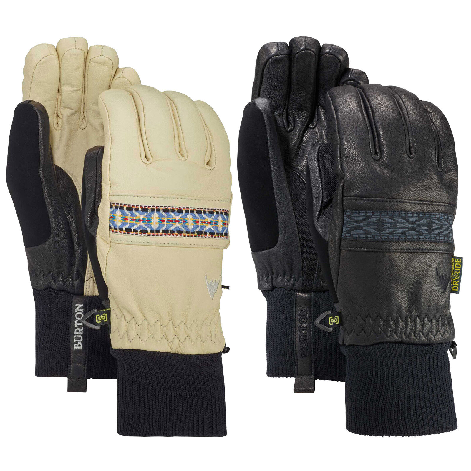 Burton Free Range Glove Lederhandschuhe Damen-Handschuhe Skihandschuhe Snowboard