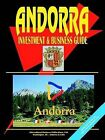 Andorra Investment by International Business Publications, USA (Paperback / softback, 2003)