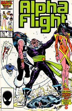 ALPHA FLIGHT #37 (1983) - Back Issue
