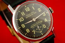 Vintage Russian USSR MILITARY watch Storm 333 Zenith KGB CCCP in Afghanistan