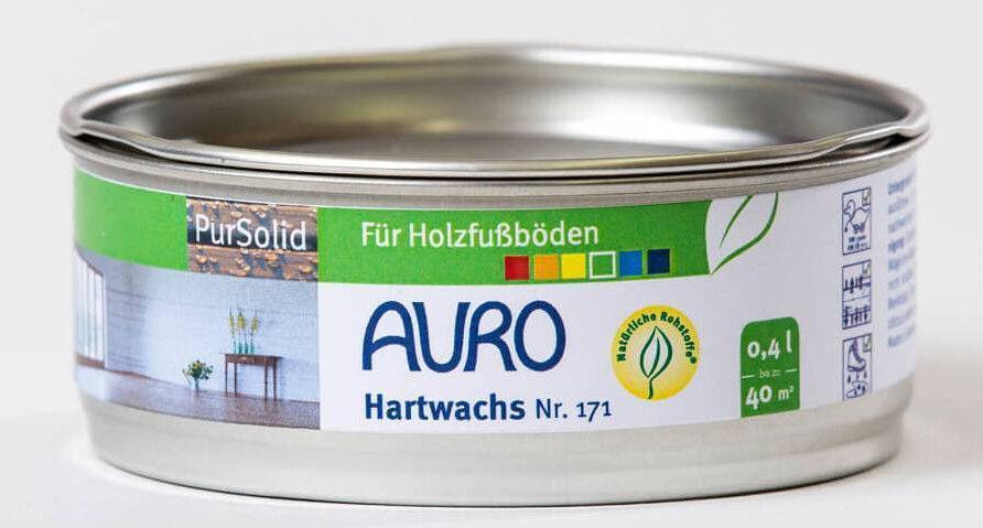 AURO Hartwachs Nr. 171 Holz Pflege Kork