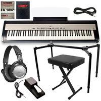 Lowrey Ezp3 Digital Piano By Kawai Key Essentials Bundle on Sale