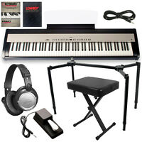 Lowrey Ezp3 Digital Piano By Kawai Key Essentials Bundle on Sale