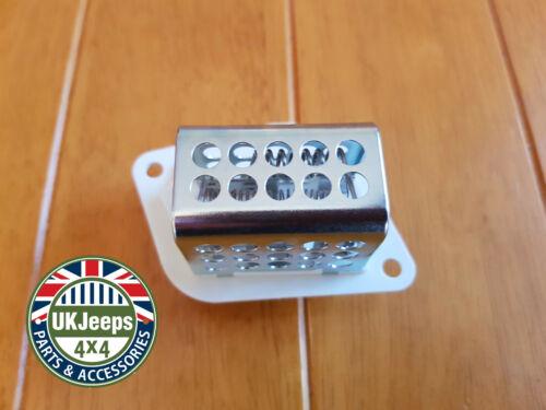 Jeep Cherokee XJ Heater Blower Motor Control Module Resistor 4864957