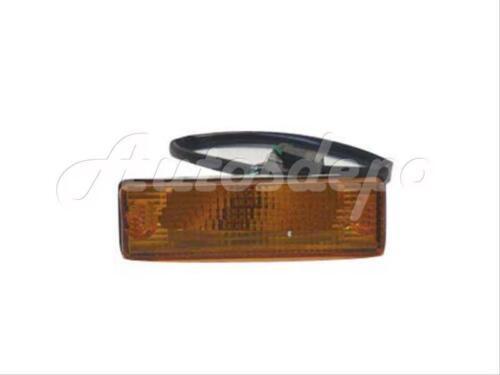 FOR 90-93 MAZDA B2000 B2200 B2600 BUMPER VALANCE SIGNAL 4PC