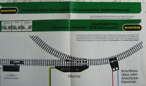 Anschluss-Schema-MINITRIX-Form-Signale-2-Ratgeber-1972