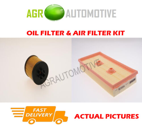 PETROL SERVICE KIT OIL AIR FILTER FOR VOLKSWAGEN PASSAT 1.6 116 BHP 2005-08