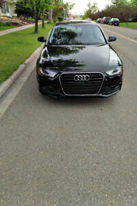 AWD Sline Audi A4 Car 2016 Low KM, Excellent Condition, Turbo
