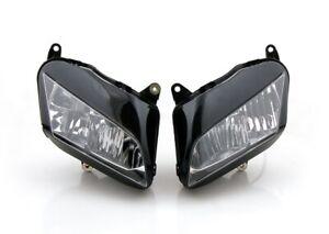 Phare Headlight pour Honda CBR600RR CBR 600 RR 2007-2012 Clear